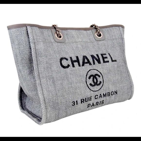 Authentic Chanel Deauville